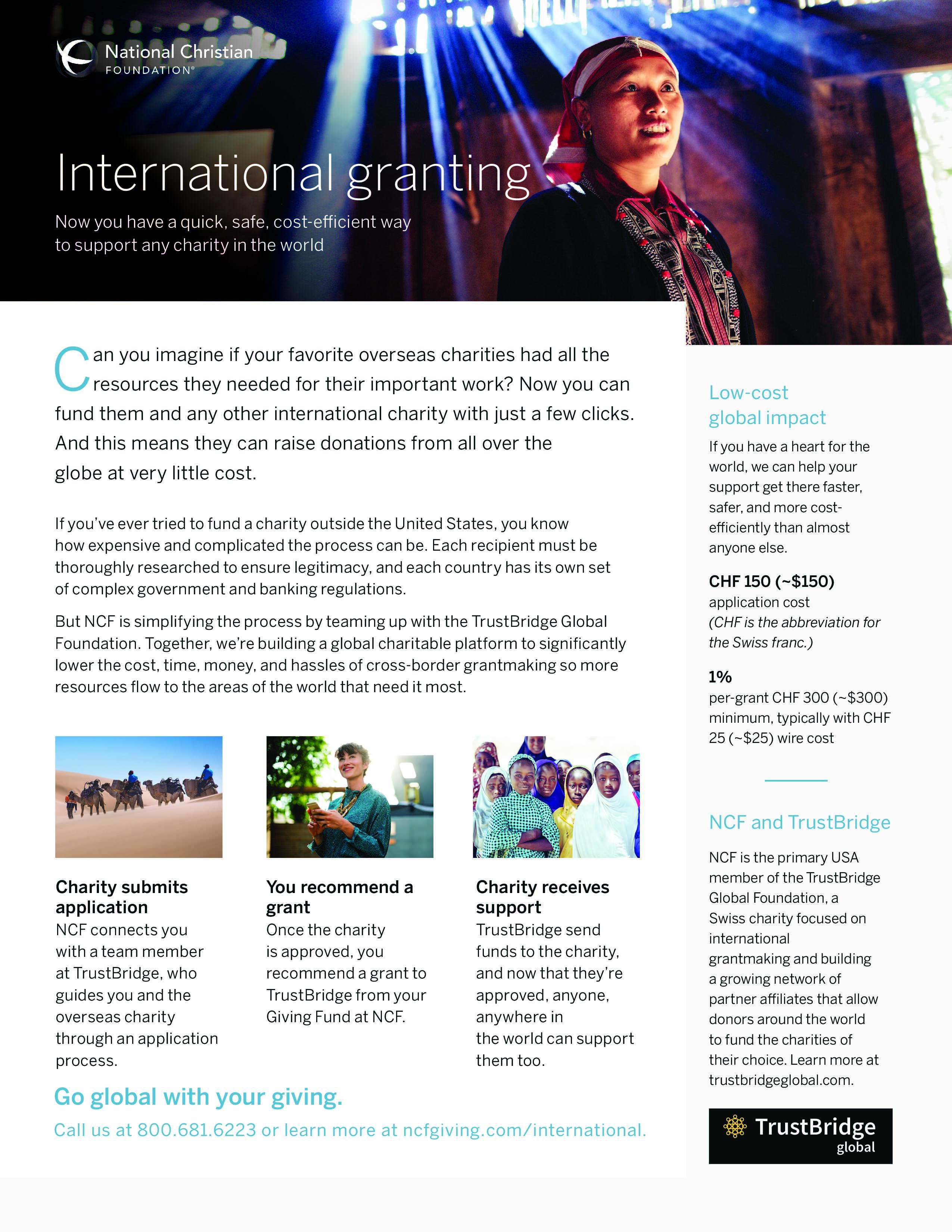 International Granting