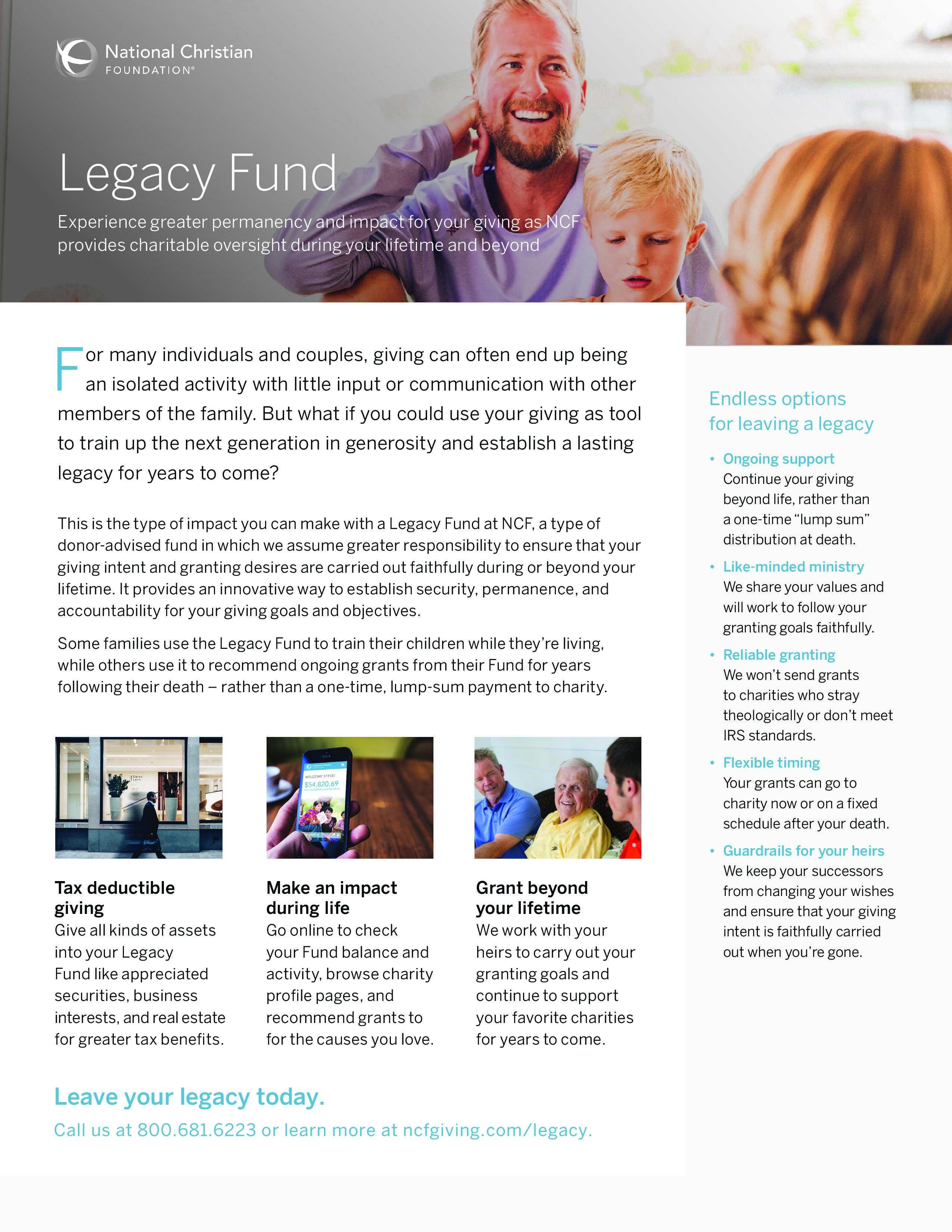 Legacy Fund