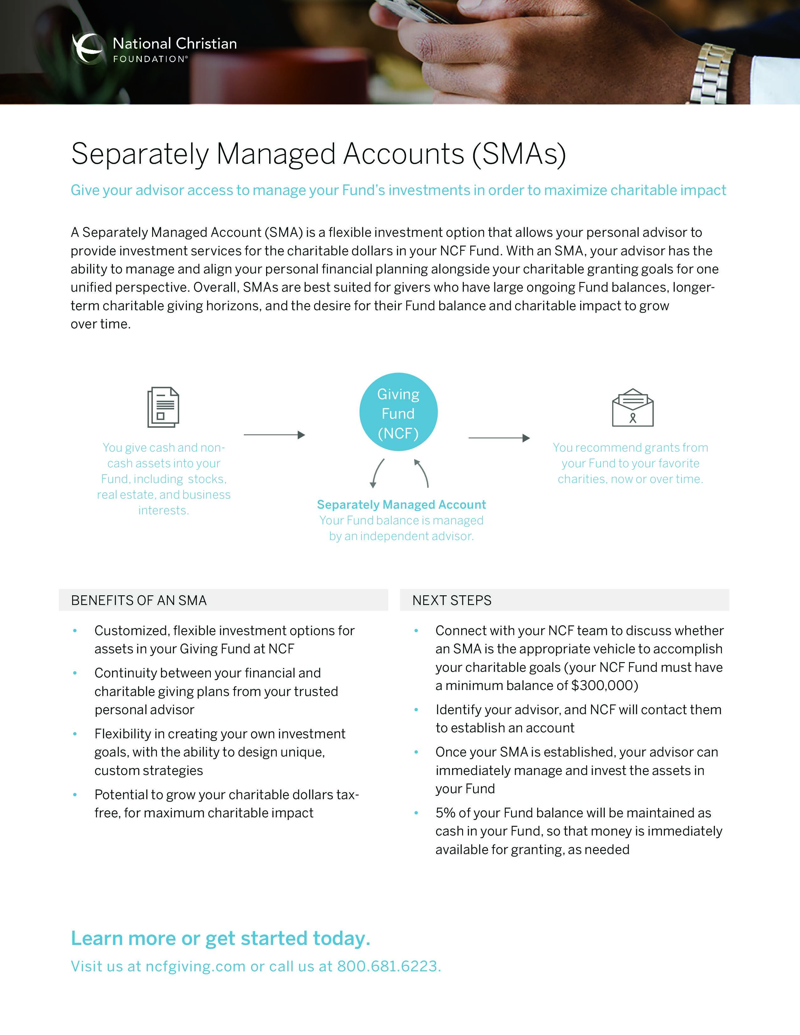 Separately Managed Accounts